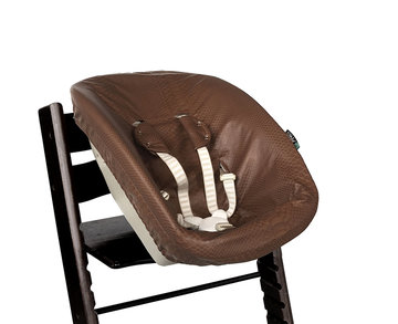 Stokke newborn hoesje Fake leather snake