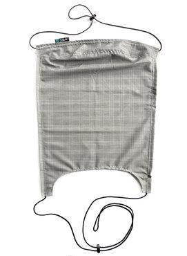 Kinderwagen Schaduwdoek Grid