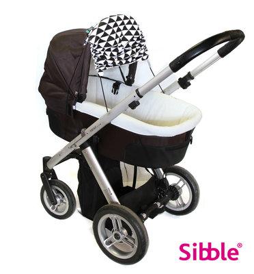 Kinderwagen beschermdoek SlimShady Triangle